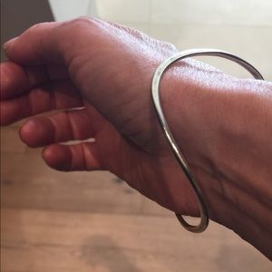 Jewelry - Very unique Sterling Silver Bangle